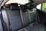 Фото 3 - Чехлы MW Brothers Mitsubishi Lancer X Sportback (2008-2012), серая нить