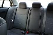 Фото 5 - Чехлы MW Brothers Mitsubishi Lancer X 1,5L (2007-2011), серая нить