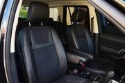 фото 5 - Чехлы MW Brothers Land Rover Freelander 2 (2006-2014), серая нить
