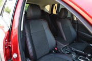 Фото 6 - Чехлы MW Brothers Mazda CX-5 (2012-2014), красная нить