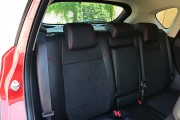 Фото 8 - Чехлы MW Brothers Mazda CX-5 (2012-2014), красная нить