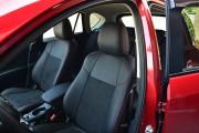 Фото 2 - Чехлы MW Brothers Mazda CX-5 (2015-н.д.) рестайлинг, красная нить