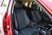 Фото 5 - Чехлы MW Brothers Mazda CX-5 (2015-н.д.) рестайлинг, красная нить