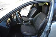 Фото 2 - Чехлы MW Brothers Mazda 6 I (2002-2008), серая нить