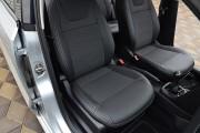 Фото 5 - Чехлы MW Brothers Volkswagen Polo sedan (2009-н.д.), серая нить