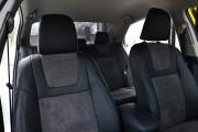 Фото 5 - Чехлы MW Brothers Toyota Corolla (E170) (2013-н.д.), синяя нить