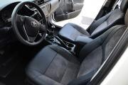 Фото 8 - Чехлы MW Brothers Toyota Corolla (E170) (2013-н.д.), синяя нить