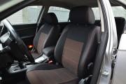 Фото 4 - Чехлы MW Brothers Chevrolet Evanda (2000-2007), красная нить