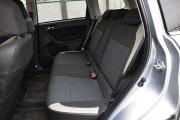 Фото 2 - Чехлы MW Brothers Subaru Forester IV (2013-н.д), светлые вставки + серая нить