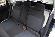 Фото 8 - Чехлы MW Brothers Subaru Forester IV (2013-2018), светлые вставки + серая нить