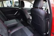 Фото 8 - Чехлы MW Brothers Mazda 6 III (2013-2018), красная нить