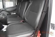 Фото 2 - Чехлы MW Brothers Mercedes-Benz Sprinter (1+2) грузовой (1995-2006), серая нить