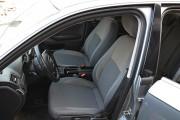 Фото 3 - Чехлы MW Brothers Audi A4 B7 (2004-2008), серая нить