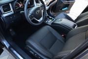 Фото 3 - Чехлы MW Brothers Toyota Highlander III (2014-н.д.), серая нить