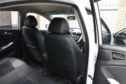 Фото 7 - Чехлы MW Brothers KIA Rio III sedan (2011-2017), серая нить