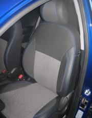 MW Brothers KIA Rio III sedan (2011-2017), синяя нить