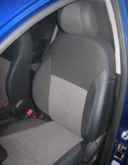 MW Brothers Hyundai Accent IV (Solaris) sedan (2011-2017), синяя нить