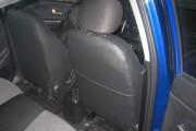 Фото 4 - Чехлы MW Brothers Hyundai Accent IV (Solaris) sedan (2011-2017), синяя нить