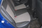 Фото 6 - Чехлы MW Brothers Hyundai Accent IV (Solaris) sedan (2011-2017), синяя нить