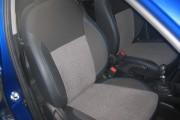 Фото 8 - Чехлы MW Brothers Hyundai Accent IV (Solaris) sedan (2011-2017), синяя нить