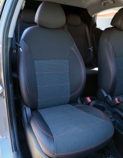 MW Brothers Hyundai Accent IV (Solaris) sedan (2011-2017), красная нить