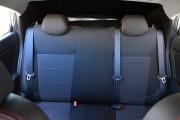 Фото 6 - Чехлы MW Brothers Hyundai Accent IV (Solaris) sedan (2011-2017), красная нить