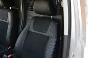 Фото 3 - Чехлы MW Brothers Volkswagen Caddy III Casten (1+1) (2004-2015), серая нить