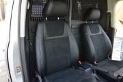 Фото 5 - Чехлы MW Brothers Volkswagen Caddy III Casten (1+1) (2004-2015), серая нить