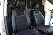 Фото 6 - Чехлы MW Brothers Volkswagen Caddy III Casten (1+1) (2004-2015), серая нить