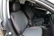 Фото 5 - Чехлы MW Brothers Mitsubishi Lancer X 1,5L (2007-2011), красная нить