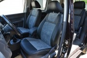 "фото 2 - ""ехлы MW Brothers Volkswagen Caddy III (2004-2015), сера¤ нить"