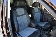 "фото 3 - ""ехлы MW Brothers Volkswagen Caddy III (2004-2015), сера¤ нить"