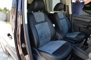 "фото 8 - ""ехлы MW Brothers Volkswagen Caddy III (2004-2015), сера¤ нить"
