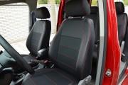 Фото 7 - Чехлы MW Brothers Volkswagen Caddy III (2004-2015), красная нить