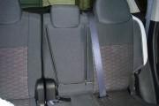 Фото 2 - Чехлы MW Brothers Mitsubishi Outlander XL (2006-2012), светлые вставки + серая нить