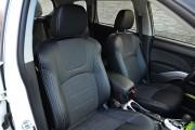 Фото 6 - Чехлы MW Brothers Peugeot 4007 (2007-2012), серая нить
