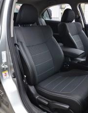 MW Brothers Honda Accord 8 (2008-2012), серая нить