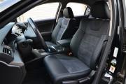 фото 2 - Чехлы MW Brothers Honda Accord 8 (2008-2012), серая нить