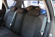 Фото 4 - Чехлы MW Brothers Hyundai i30 I CW (2008-2013), красная нить