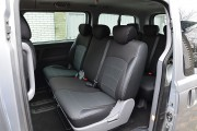 Фото 3 - Чехлы MW Brothers Hyundai H-1 II пассажир (8 мест) (2007-н.д.), серая нить