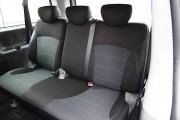 Фото 6 - Чехлы MW Brothers Hyundai H-1 II пассажир (8 мест) (2007-н.д.), серая нить
