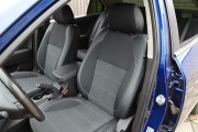 фото 2 - Чехлы MW Brothers Hyundai Sonata (NF) (2004-2010), серая нить