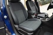 фото 3 - Чехлы MW Brothers Hyundai Sonata (NF) (2004-2010), серая нить
