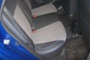 Фото 7 - Чехлы MW Brothers KIA Rio III Hatchback (2011-2017), синяя нить
