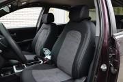 Фото 2 - Чехлы MW Brothers Hyundai Elantra IV (HD) (2006-2011), серая нить