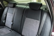 Фото 6 - Чехлы MW Brothers Hyundai Elantra IV (HD) (2006-2011), серая нить