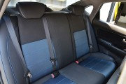 Фото 4 - Чехлы MW Brothers Hyundai Elantra IV (HD) (2006-2011), синяя нить