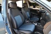 Фото 5 - Чехлы MW Brothers Hyundai Elantra IV (HD) (2006-2011), синяя нить