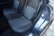 Фото 3 - Чехлы MW Brothers Mitsubishi Outlander I (2001-2009), серая нить