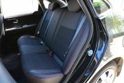 Фото 4 - Чехлы MW Brothers Hyundai Elantra IV (HD) (2006-2011), красная нить